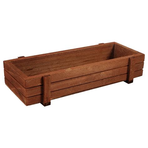 Wooden Planters Box by Outdoor Wood Planters Reviews Shopping Outdoor