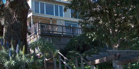 waterfall cottage accommodations jenner ca hotel on
