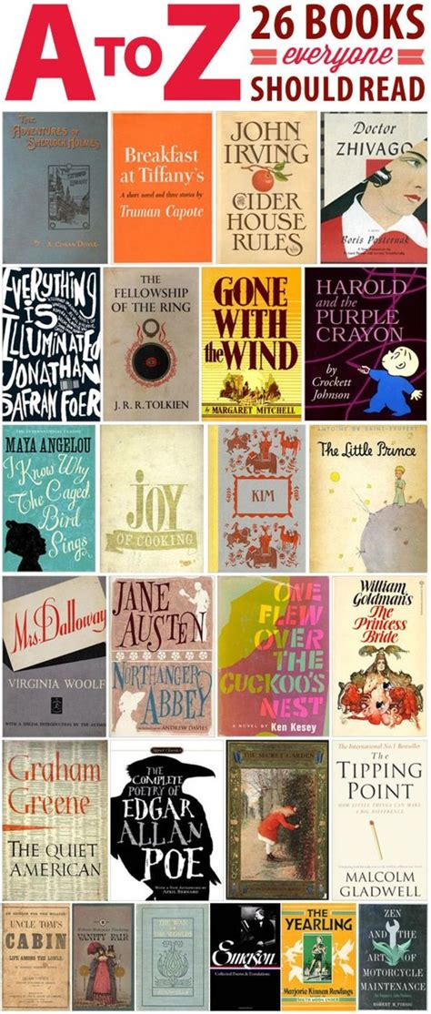 7 Must Read Books For by For More Must Read Books Check Out 40 Classic Books You