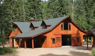 Barn Designs Beautiful Abodes Barn Homes