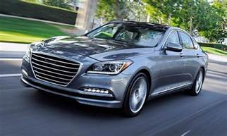 2016 hyundai genesis sedan gets a few minor upgrades autotribute