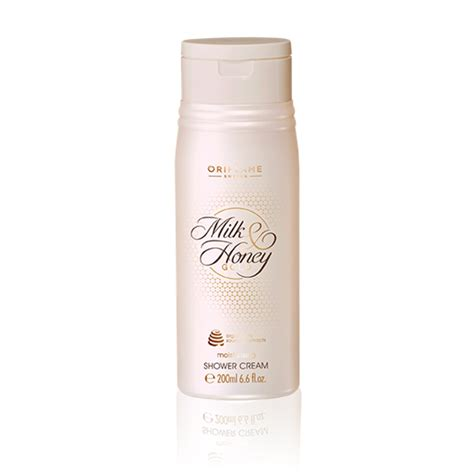oriflame milk honey gold moisturising shower oriflame shop buy