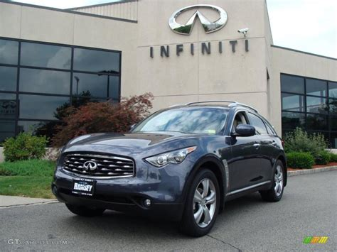 infinity car blue 2009 blue slate infiniti fx 35 awd 32898611 photo 4