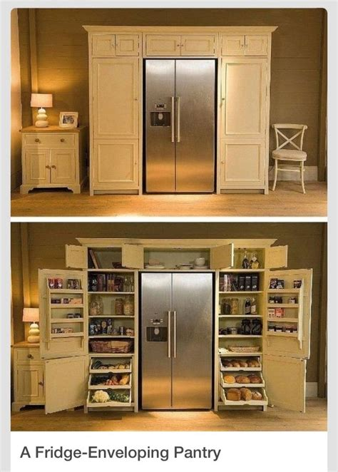 Pantry Space Savers by 3 Beautiful Pantry Ideas And Space Saver Trusper
