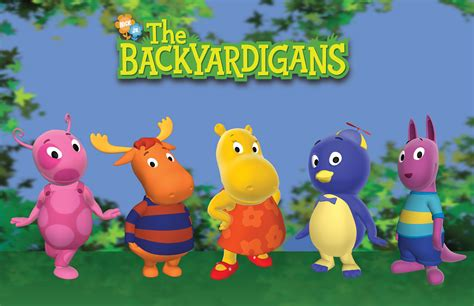 backyard nickelodeon the backyardigans names www pixshark com images