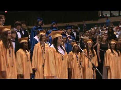 gilgal biblical seminary graduation 2009 calvert high school graduation 2009 youtube