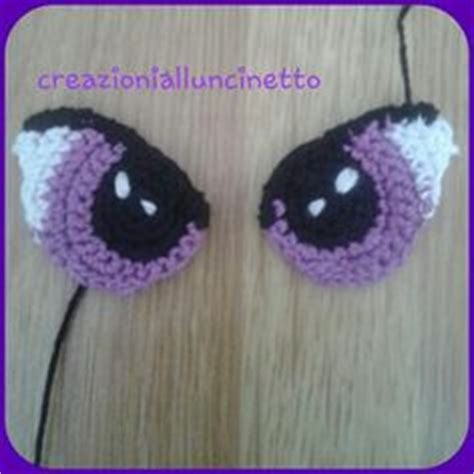 amigurumi oval pattern oval shaped eye free pattern crocheted toys amigurumi