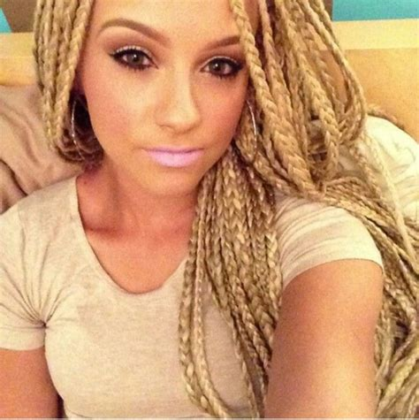 blonde poetic justice braids 43 best braids images on pinterest braids natural
