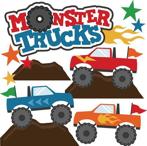 monster trucks clipart monster truck clip art pictures clipart panda free