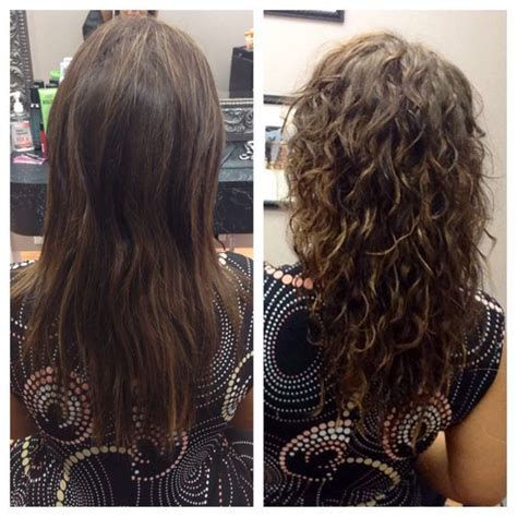 body wave perm short hair before and after body wave perm before and after hair pinterest body