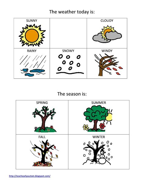 teach with teach 1 term 6 months printed access card new engaging titles from 4ltr press teach early autism weather and seasons printable