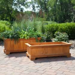 Planters For Garden Patio by Best 25 Patio Planters Ideas On Large
