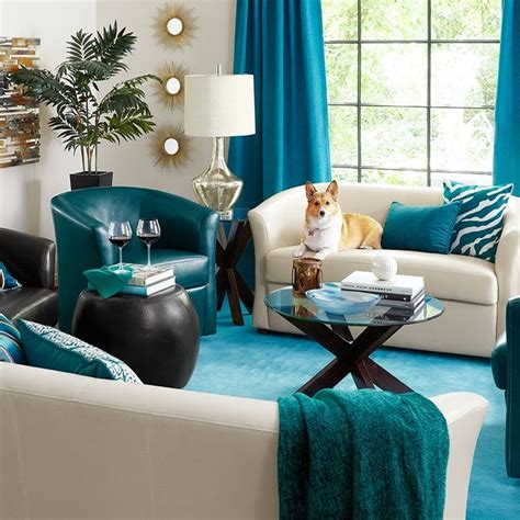 Teal Livingroom by Pier 1 Living Room Living Rooms Pinterest Nice And