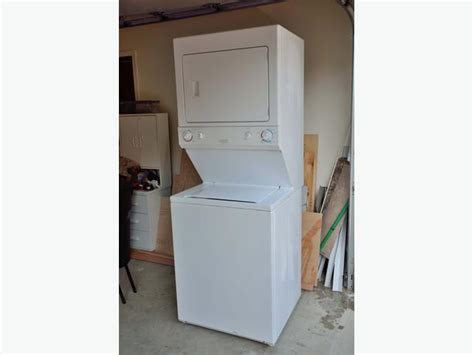 Washer And Dryer Apartment by Apartment Size Washer And Dryer Outside Nanaimo Parksville Qualicum