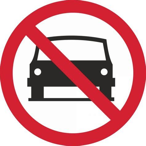 voiture interdite signaletique proxipub