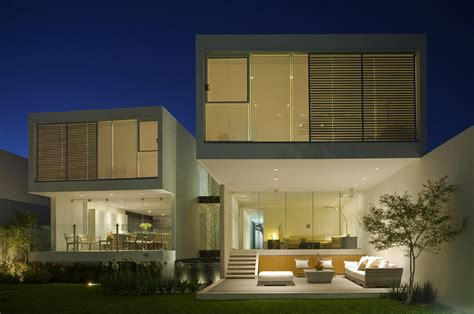 architecture home mo house by lvs architecture jc name arquitectos