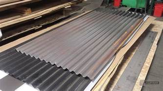 corrugated ceiling panels corrugated roof wall panels steel aluminum corten more