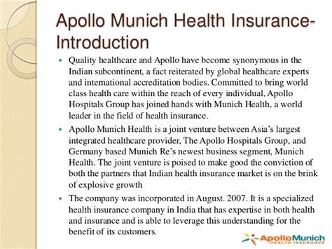 Mba Within Health Insurance Companies by Presentation On Health Insurance