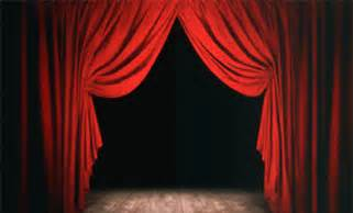 Real open stage curtains cartoon stage curtains related keywords