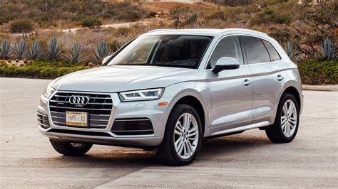 2018 audi q5 drive evolution not revolution
