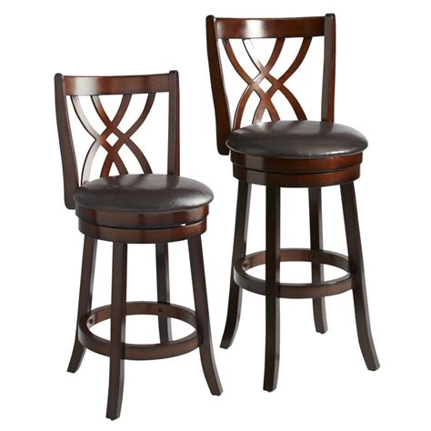 bar stools that swivel 15 best swivel bar stools for your kitchen ward log homes