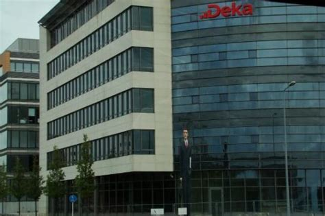 deka bank luxembourg the banker at deka bank building banking district