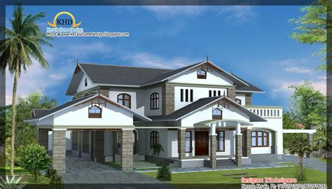 beautiful home designs 4 beautiful house elevations kerala home design and