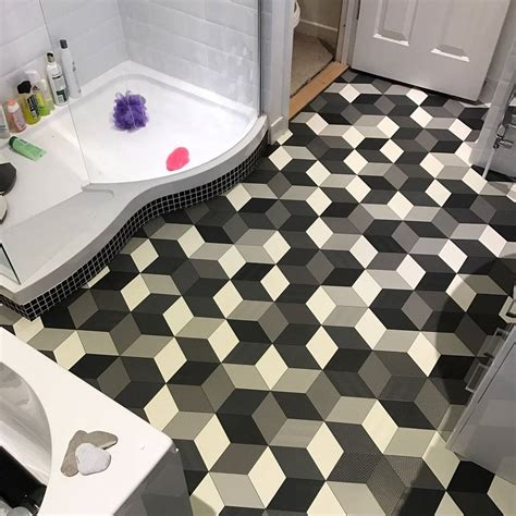 Model Keramik Lantai 27 model keramik lantai kamar mandi minimalis terbaru 2018