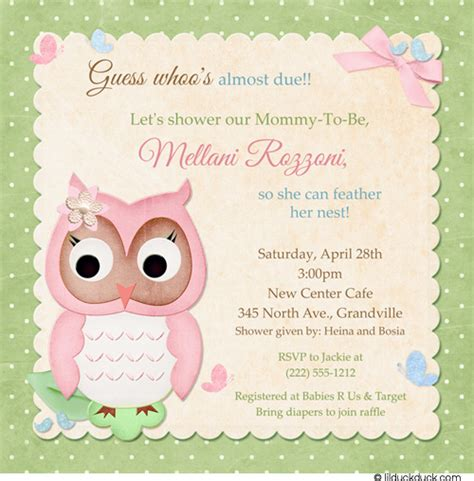 Baby Shower Invitations Wording by Baby Shower Invitations Wording Cimvitation