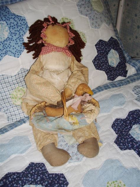 rag doll in the attic 8 best images about attic babies folk sewn dolls on
