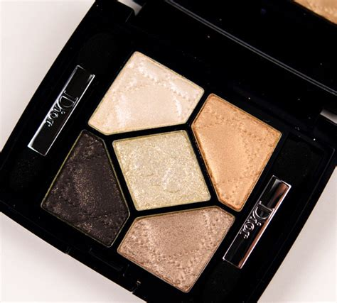 Eyeshadow Wardah Seri G Review couture gold 554 5 couleurs eyeshadow palette review photos swatches