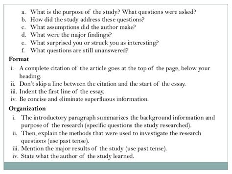 Scientific Review Article Writing by Journal Article Review