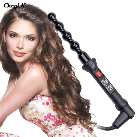 Hair Curler For Hair by Electric Ceramic Hair Curler Spiral Hair Rollers Curling