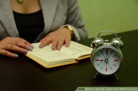 How Much For Part Time Mba by How To Survive A Part Time Mba Program 11 Steps With