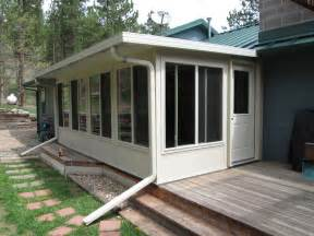patio sunroom triyae backyard enclosures sunrooms various design