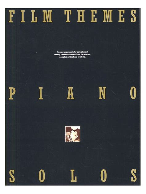 movie themes on keyboard film themes piano solos piano guitar with chord
