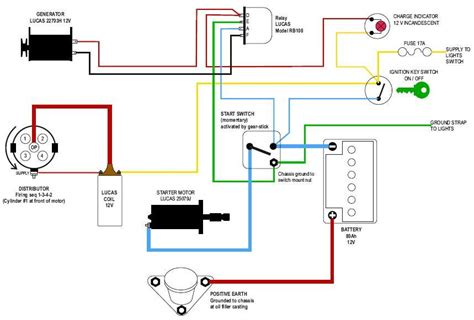 4 best images of massey ferguson generator wiring diagram