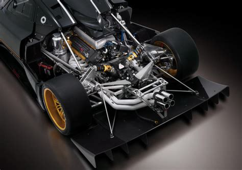 pagani huayra amg engine pagani c9 to get bespoke amg engine