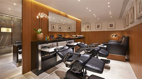solaire hair studio and spa salon and spa services in the bulgari spa london london spas london united