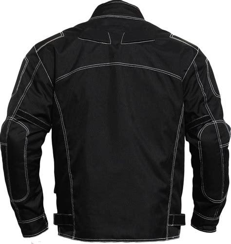 Motorradjacken Hersteller by Motorradjacke Textilien Motorrad Jacke Kombigeeignet Schwarz