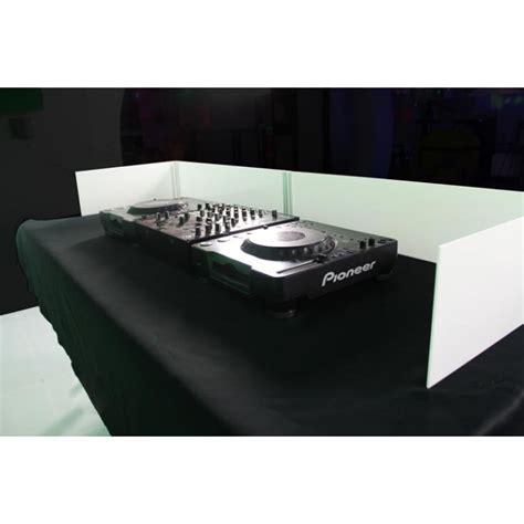 acrylic tabletop facade