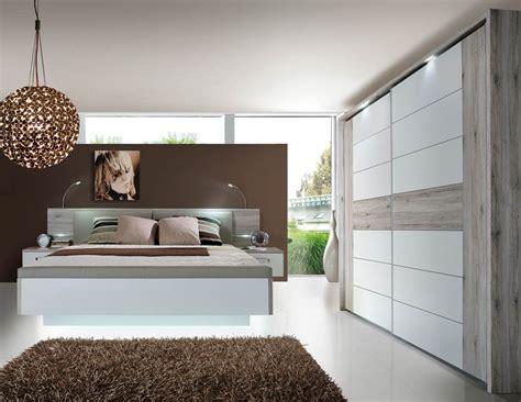 schlafzimmer komplett sandeiche bett hochglanz weiss 180 x 200 preisvergleiche