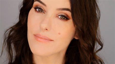 eyeliner tutorial lisa eldridge quick glam copper smokey eye makeup tutorial by lisa