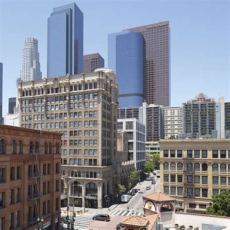 downtown design guidelines los angeles downtown los angeles emerges as hot destination for