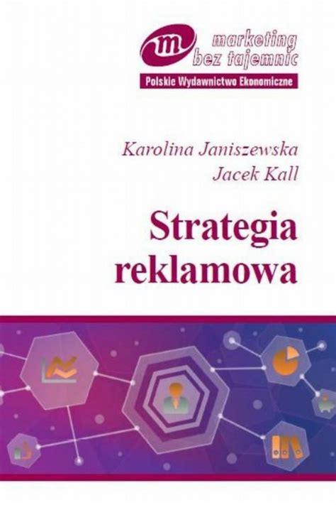 ebook jaki format strategia reklamowa jacek kall karolina janiszewska
