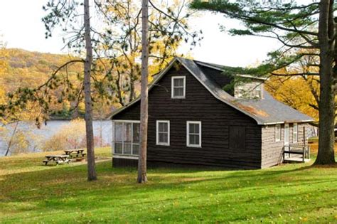 Cabins Ny by Lake Taghkanic State Park