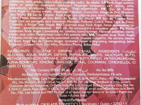 Parfum Oriflame Rock oriflame rock eau de toilette review