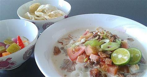 cara membuat soto ayam yg enak dan gurih resep dan cara membuat soto khas betawi yang enak dan