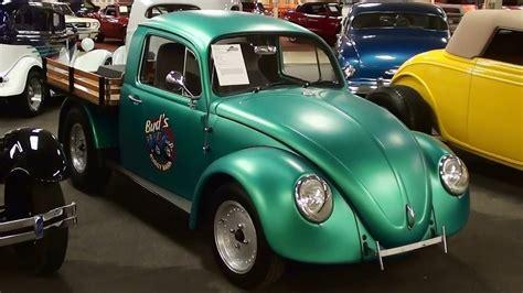 vw beetle custom truck youtube
