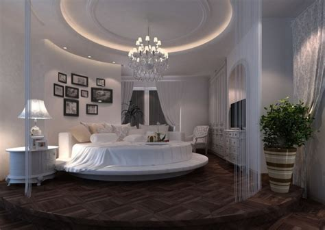 round bedroom 15 luxurious master bedrooms with round beds top